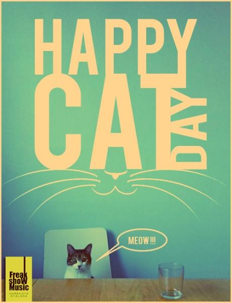 International Cat Day #2